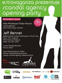 Scandals Agency Opening Party – Jeff Bennet