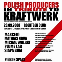 Polish producers in tribute to Kraftwerk