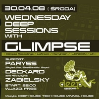 WEDNESDAY DEEP SESSION with GLIMPSE!