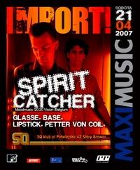 IMPORT! SPIRIT CATCHER