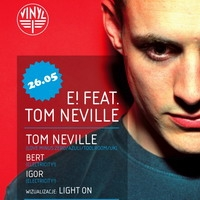 E! feat. TOM NEVILLE