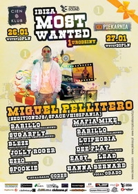 IBIZA MOST WANTED –  I Urodziny