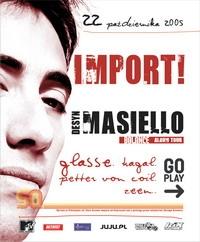 IMPORT! DESYN MASIELLO