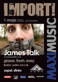 IMPORT! pres. James Talk