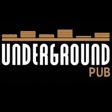Znalezione obrazy dla zapytania underground pub tychy logo