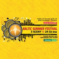 Baltic Summer Festiwal – Circus & Vip Arena