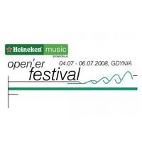Heineken Open'er 2008