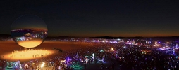 'Nowa planeta' na Burning Man