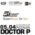 Sizeer Music on Tour 2014: DOCTOR P & KRAFTY MC