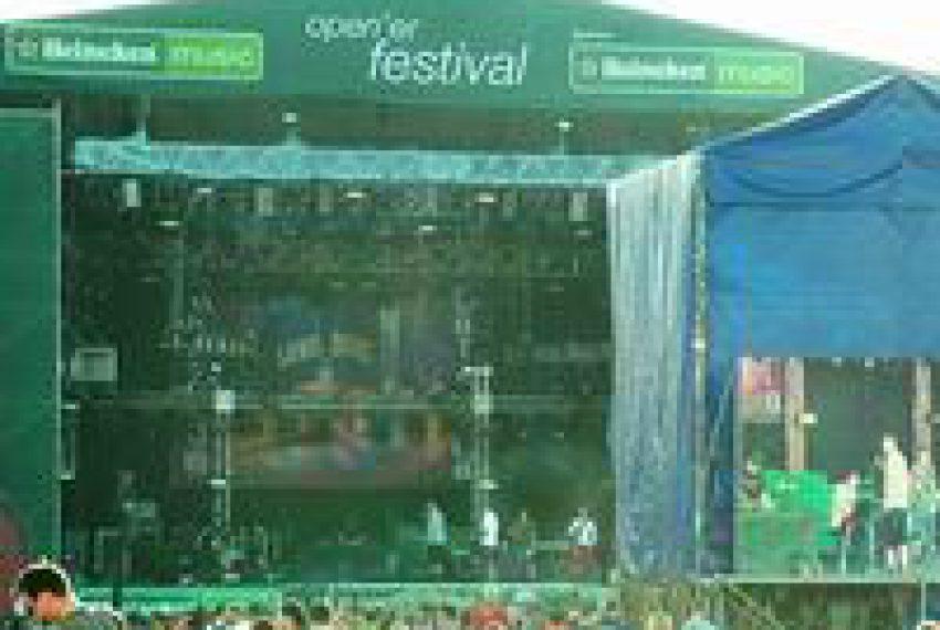 Skwer Kościuszki >> Heineken Open'er Festival