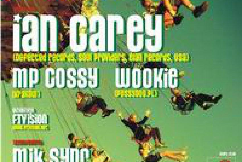 piątek 18.11 Ian Carey @ Projekt