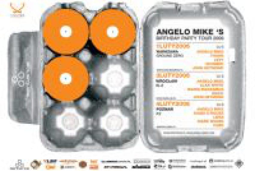 Urodzinowy tour Angelo Mike'a.