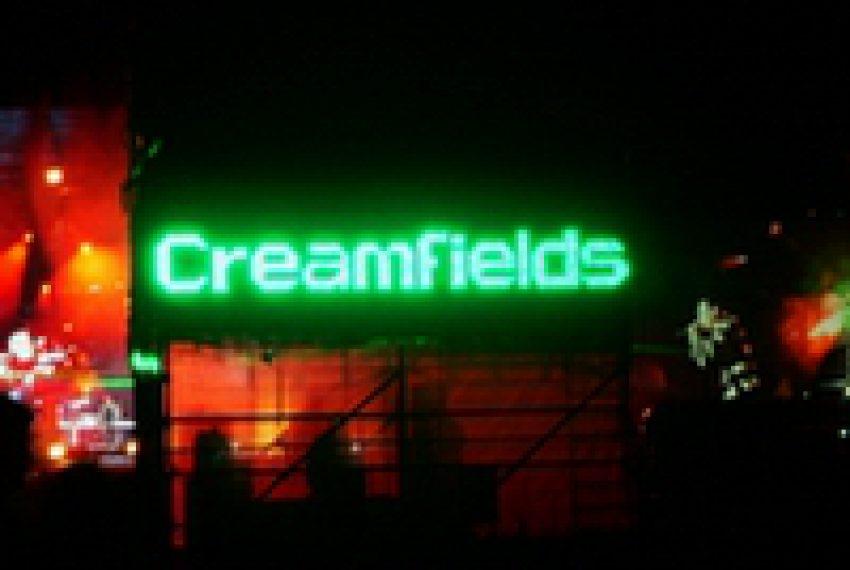 Lotnisko Mirosławice >> Creamfields Polska
