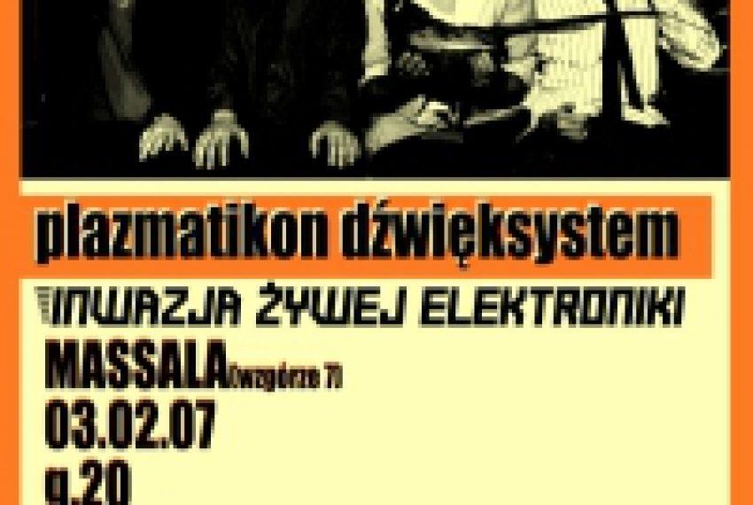 Inwazja Żywej Elektroniki na Południu
