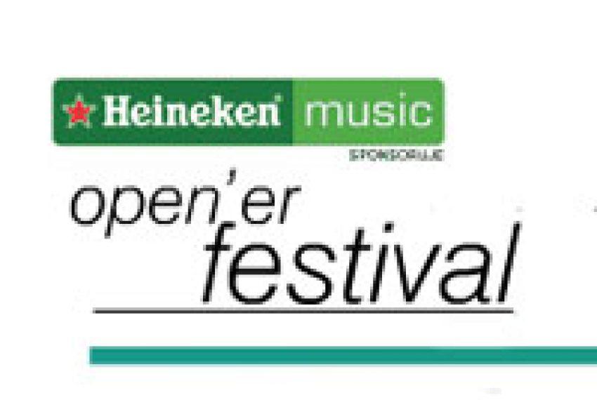HEINEKEN OPEN'ER FESTIVAL 2007