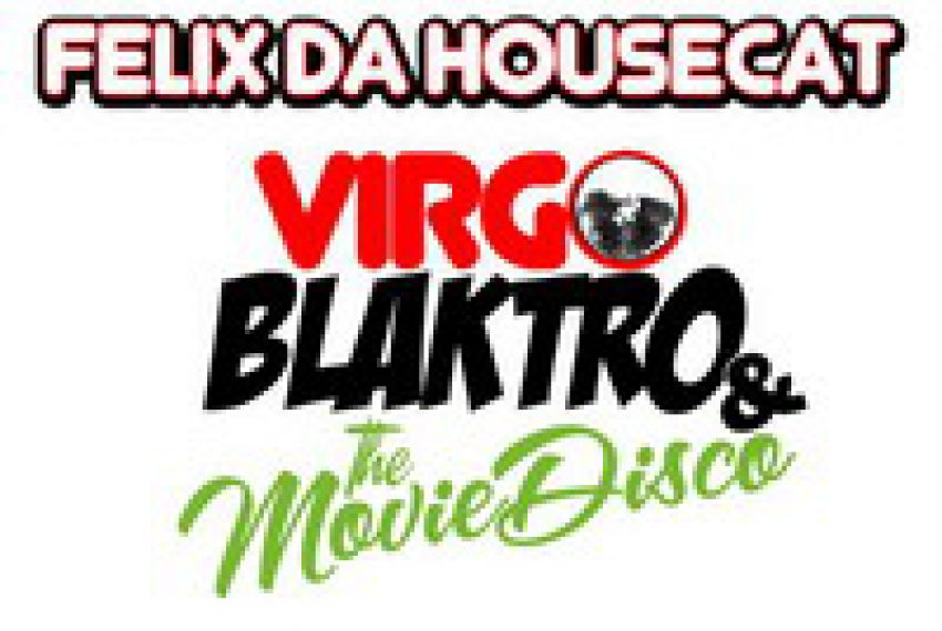 Virgo Blakto And The Movie Disco
