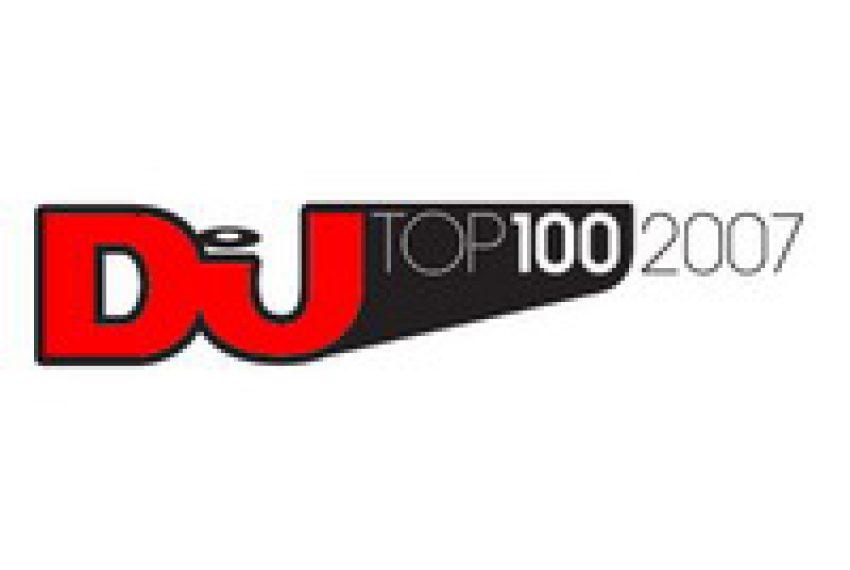 Dj Mag Top 100 2007 wyniki