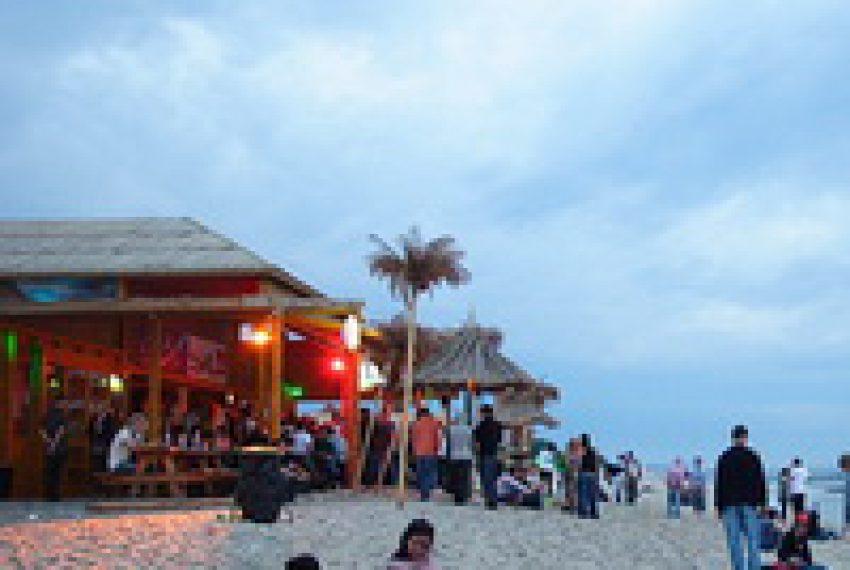 SQ na Hell'u 2008 @ Solar Beach Bar sobota