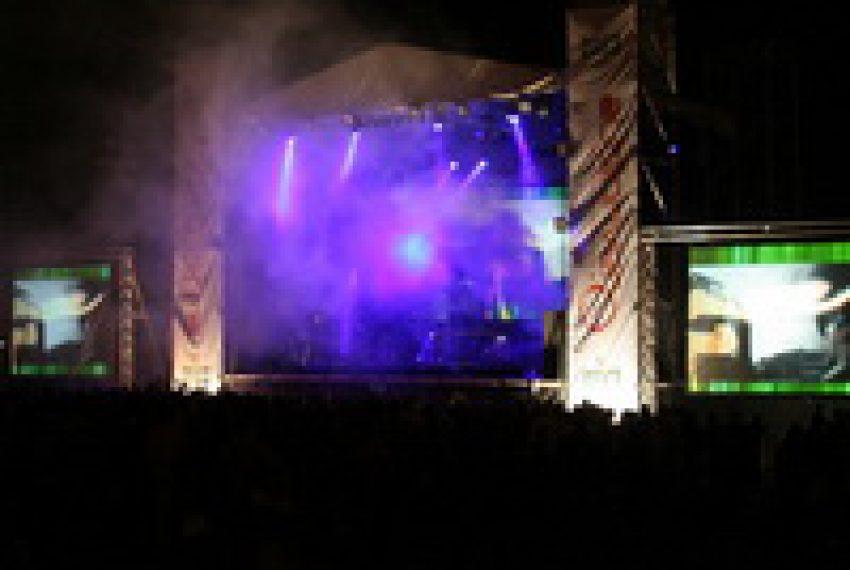 Audioriver 2008 Day 2 @ Płock
