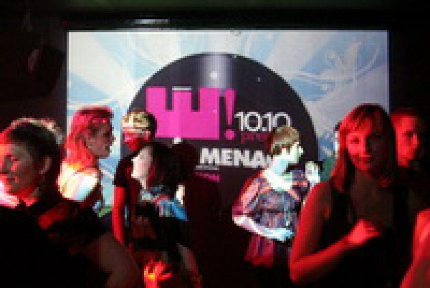 Urodziny E! Kris Menace @ Vinyl