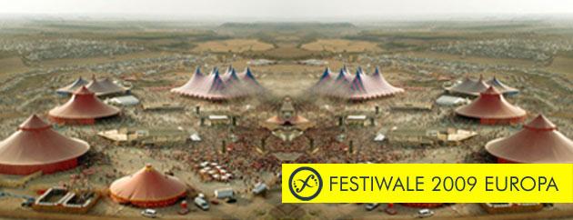Festiwale Europa 2009