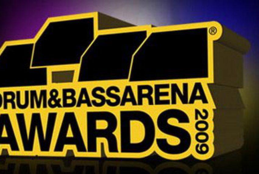 Drum&Bass Arena Awards 2009 rozdane