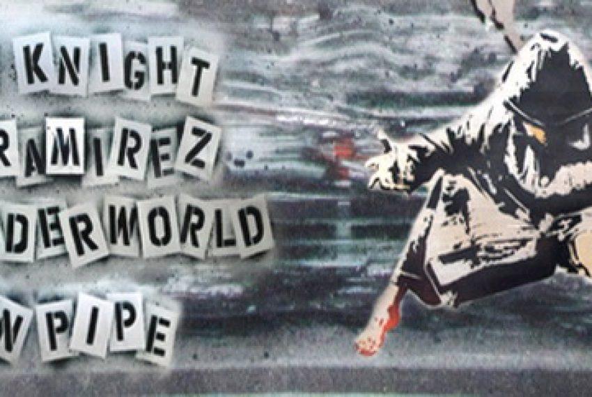 Mark Knight, D.Ramirez i Underworld jednoczą siły