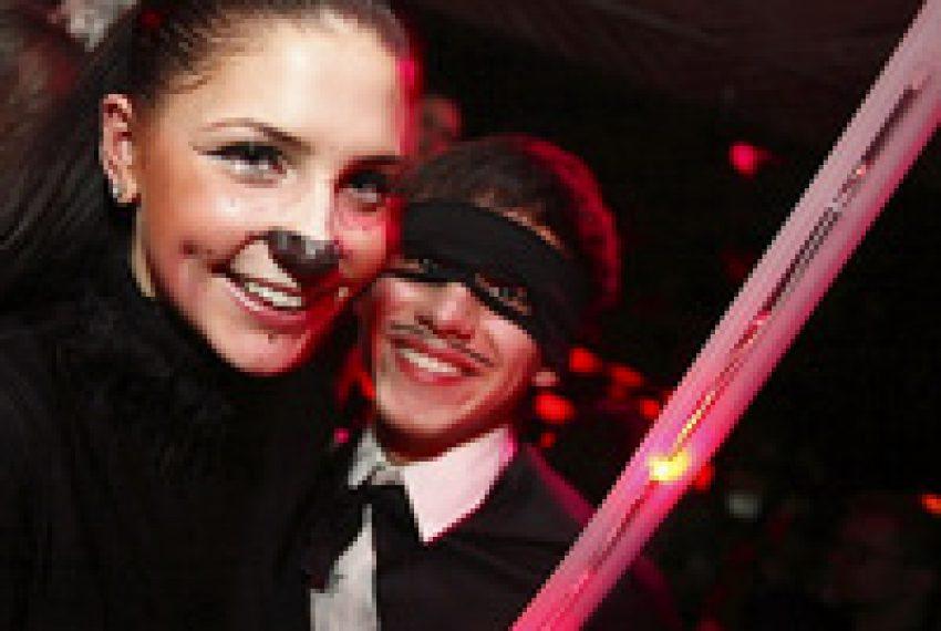 Halloween @ SQ klub