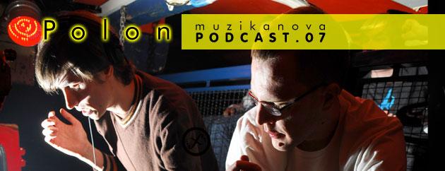 Muzikanova Podcast 07 – Pol_ON