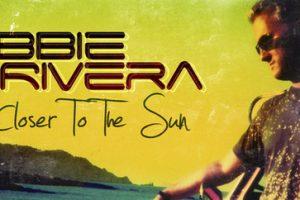 Robbie Rivera coraz bliżej słońca