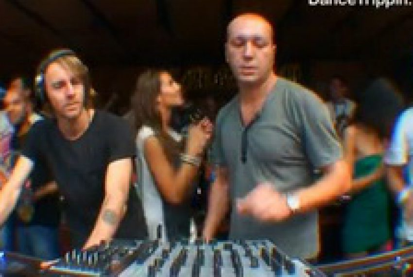Richie Hawtin & Marco Carola (b2b set) @ Amnesia Closing Party