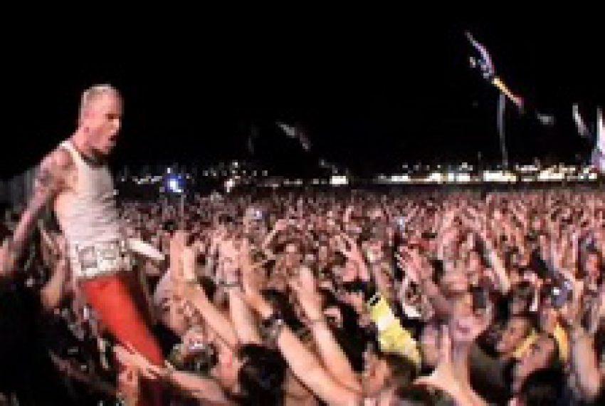 The Prodigy @ Glastonbury Festival 2009