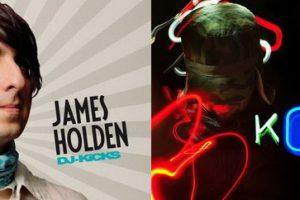 James Holden i Kode9 nagrywają 'DJ-Kicks'