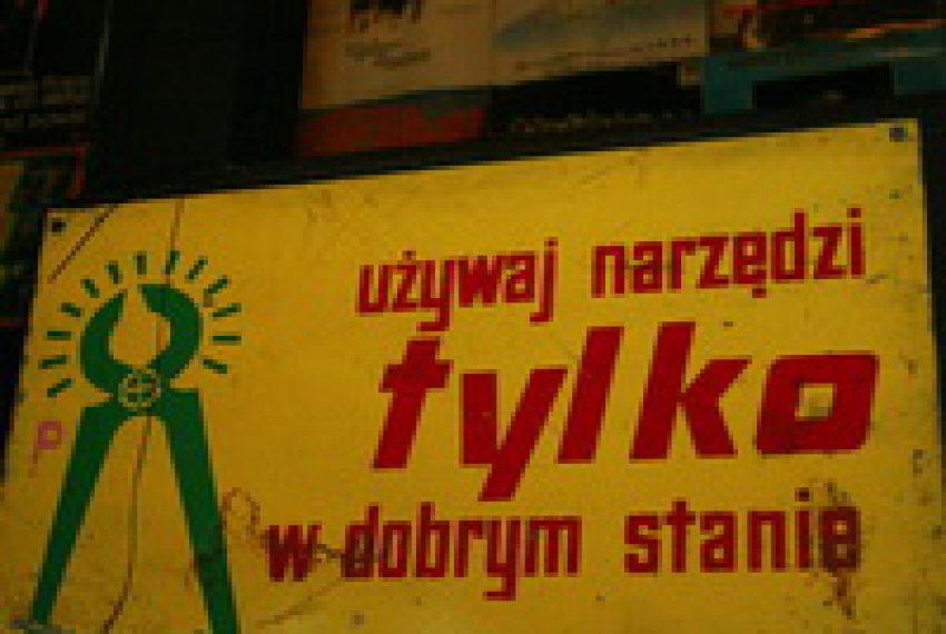 Technicalism @ Skłot – Warszawa