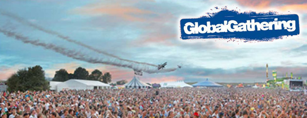 Global Gathering Polska 2010