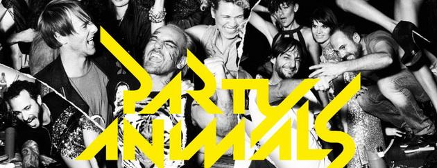Ibiza + Sven Vath = Party Animals