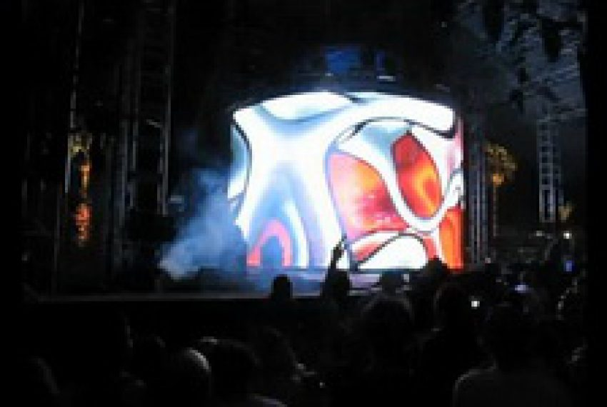 Plastikman Live @ Coachella Festival 2010