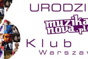 6. urodziny Muzikanova.pl on Tour – Warszawa!
