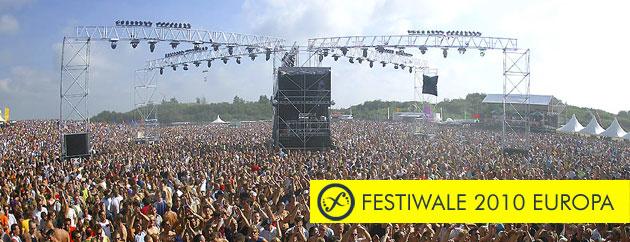 Festiwale Europa 2010