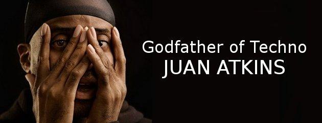 Juan Atkins w M25 już w sobotę!