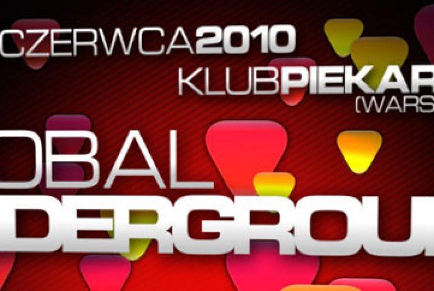 Global Underground w Polsce! KONKURS!