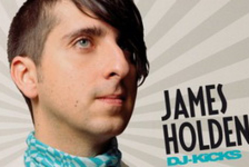 James Holden – Wywiad (DJ-Kicks/!K7)