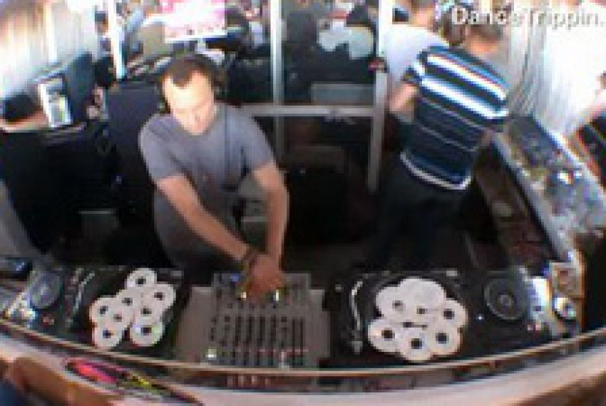 Robert Dietz @ Ushuaia Opening 2010, Ibiza