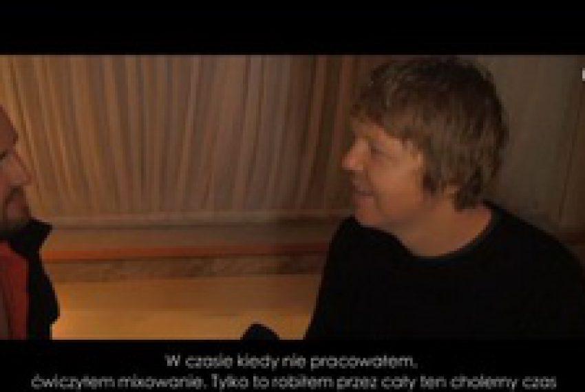 John Digweed – wywiad @ Global Gathering Polska