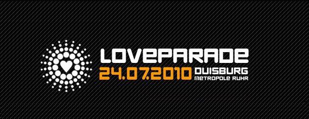 Czas na Love Parade 2010