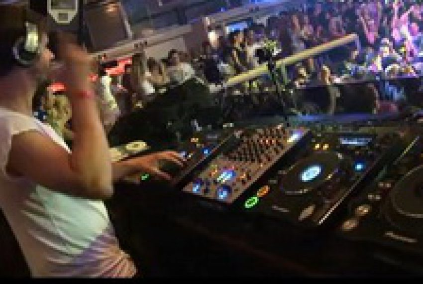 Nick Curly @ Space Opening Ibiza