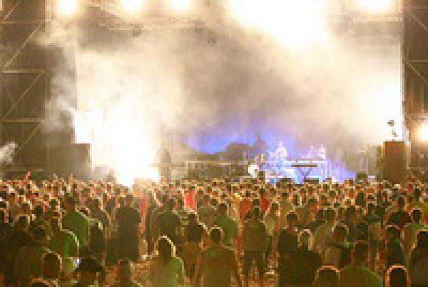 Audioriver 2010 – dzień 1