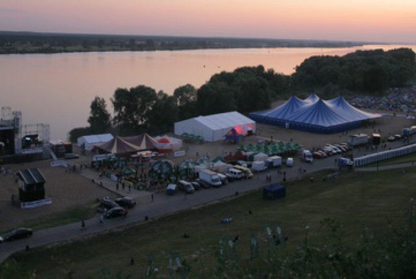 Godzinowy rozkład festiwalu Audioriver