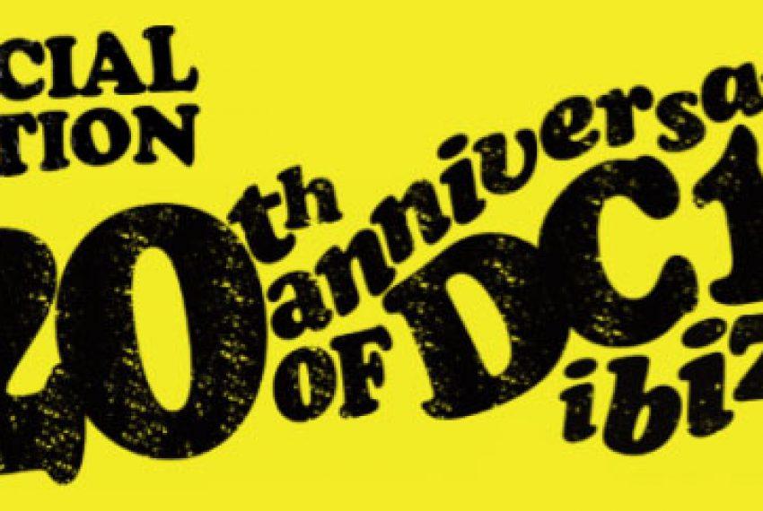 20 lat DC10 na Ibizie