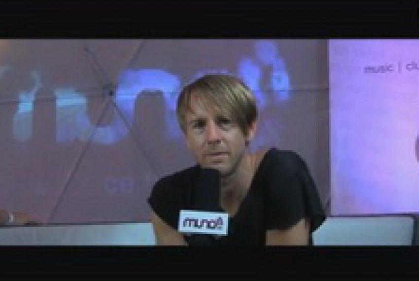 MUNO.TV prezentuje: Plastikman – WYWIAD